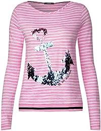 78b233b15dc1c0 Suchergebnis auf Amazon.de für: T-Shirt mit Pailletten Anker - Damen ...