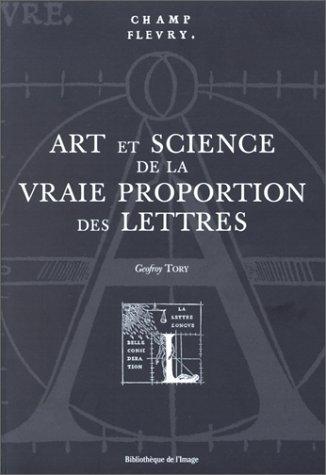 Art et Science de la vraie Proportion de...