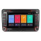5% Off Mit Code G7JWHNOD 7' Android 8.1/8.0 DVD GPS 2GB RAM DVD GPS Autoradio Navigation für VW Passat Golf 5 6 Touran Tiguan Multivan T5 Polo Jetta Caddy Skoda Seat BT DAB+ WiFi 4G Mirrorllink OBD2