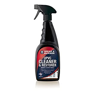 Spear & Jackson 750ml UPVC Cleaner and Restorer