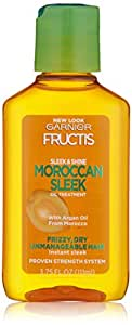Garnier Fructis Sleek and Shine Moroccan Oil Treatment, 110ml