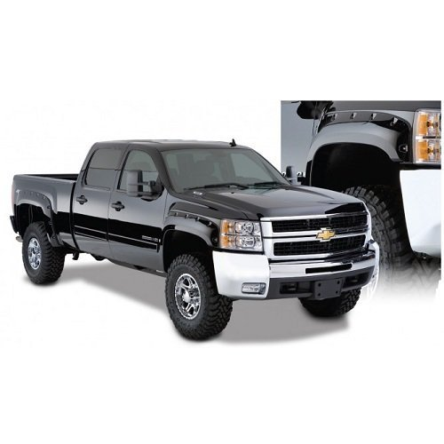 bushwacker-40924-02-pocket-style-fender-flares-07-12-chevrolet-silverado-set-by-bushwacker