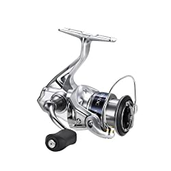 Shimano Stradic 3000 Fk Hg, Compact Body, Spinning Reel With Front Drag, Hagane Concept