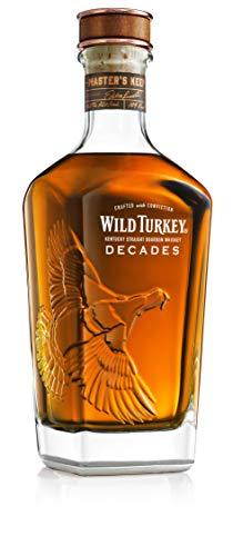 37d7e959 Wild Turkey Master's Keep DECADES Kentucky Straight Bourbon Whisky (1 x  0.75 ...