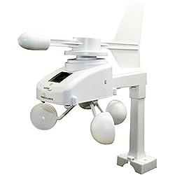 Technoline 10660 – Détecteur de vent Série Pro – Blanc