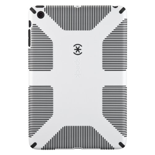 Speck SPK-A1957 CandyShell Grip Hülle Weiß/Schwarz für Apple iPad Mini Ipad Mini Candyshell Grip