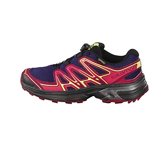 41ZDdeUNXKL. SS500  - Salomon Women's Wings Flyte 2 Gtx W Trail Running Shoes