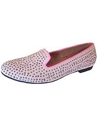 es Mujer Zapatos Beige Buffalo Amazon Bailarinas Para d6Rzvdqw