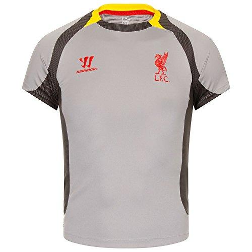Warrior Liverpool LFC Training Junior Boys Short Sleeve Jersey / Top
