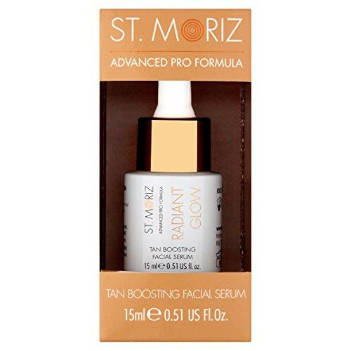 St. Moriz Advanced Pro Formula Selbstbräuner Gesichts-Serum, 15 ml