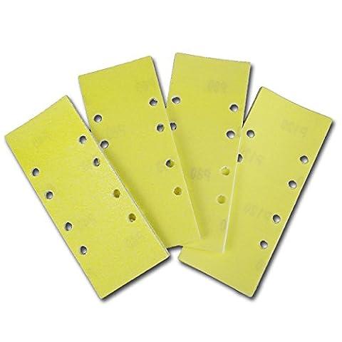 20 Schleifblätter für Schwingschleifer 93x230mm