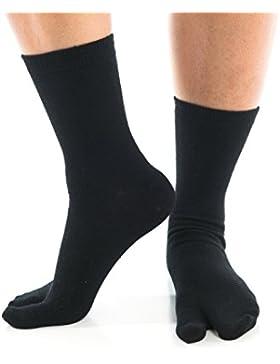 Vigo Flip-Flop calcetines, japonés Tabi calcetines de dedos para