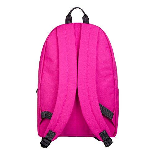 Hype Rucksack Tasche - Verscheidene Farben Pink