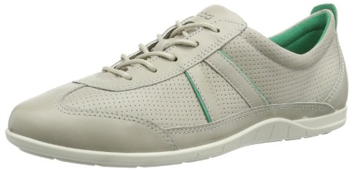 Ecco  Bluma Black/Black Feather/Nap Lack, Décontractées (casual) femme Green - Grün (GRAVEL/DRAGON 58266)