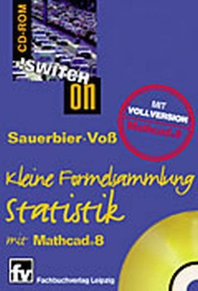 !Switch On CD-ROM Kleine Formelsammlung Statistik: mit Mathcad 8