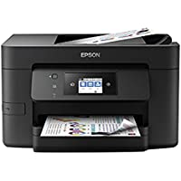 Epson WorkForce Pro WF-4720DWF Wi-Fi Printer, Scan and Copy with Fax