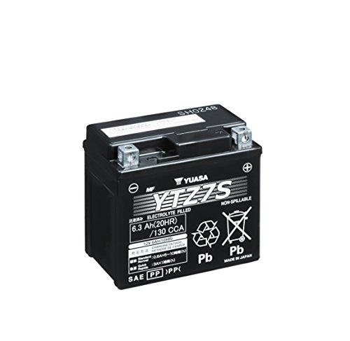Yuasa Batterie YTZ7S