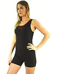 ZAGANO Damen Badeanzug Mauri - Schwimmanzug, Wettkampfanzug