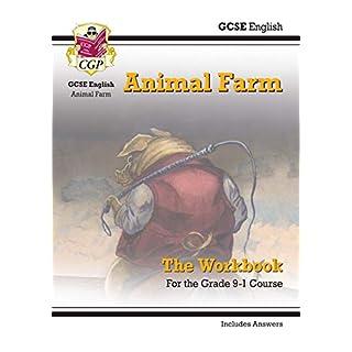 New Grade 9-1 GCSE English - Animal Farm Workbook (includes Answers)