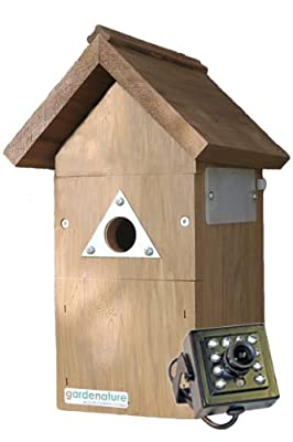 Bird Box Camera System by Gardenature