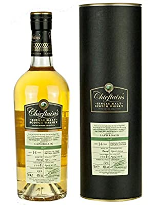 Laphroaig - Chieftains Single Cask #50085-2004 14 year old Whisky