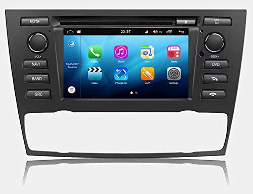 RoverOne Android Sistema En Dash Autoradio GPS para BMW E90 E91 E92...
