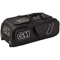 Gunn & Moore 909 - Bolsa para Ruedas de críquet (2020, Talla única), Color Blanco y Negro