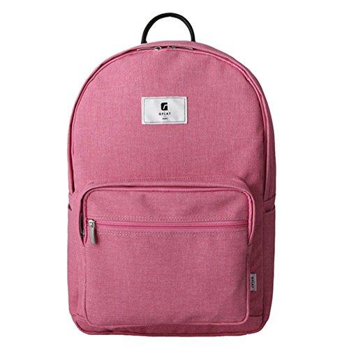 Moda escuela mochila Bookbag Casual ligero lattop par bolsa viaje bolsa de...