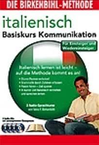 Audio-Sprachkurs Italienisch Birkenbihl Methode Basiskurs Kommunikation