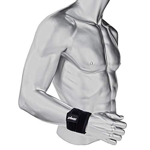 Zamst Wrist Band Protège-poignet prévention entorse Noir M