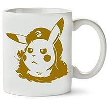 Pikachu Che Guevara Revoliution Taza Para Café Y Té