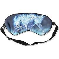 Tiger Fire With Rage Eyes Sleep Eyes Masks - Comfortable Sleeping Mask Eye Cover For Travelling Night Noon Nap... preisvergleich bei billige-tabletten.eu