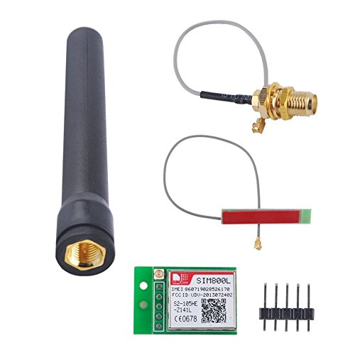 SIM800L Modulo Antenna GPRS PCB Automatico con Slot