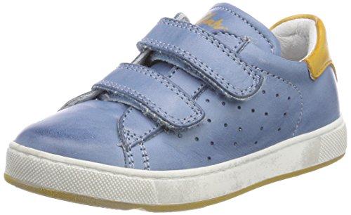Naturino Jungen 5260 VL Sneaker, Blau (Jeans-Mais), 35 EU