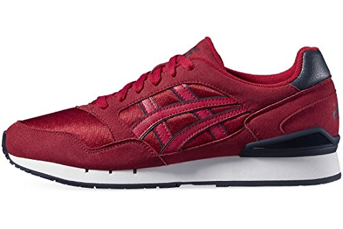 ASICS Rosso (Burgundy-Classic red)
