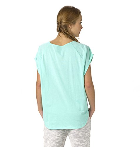 Burton Damen T-Shirt Mtn Sun Rllie Short Sleeve Mint