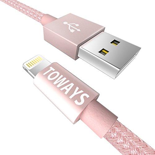 cavo-iphone-toways-1m-nylon-intrecciato-lightning-intrecciato-a-usb-trasmissione-dati-e-ricarica-per