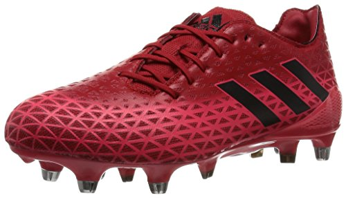 adidas Crazyquick Malice Sg, Chaussures de Rugby Homme, UK Rouge - Rojo (Rojo (Rojimp / Negbas / Rojpot))