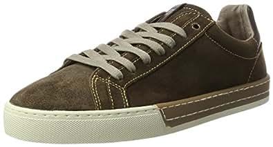 Napapijri Footwear Plus, Baskets Homme, Marron (Taupe), 40 EU