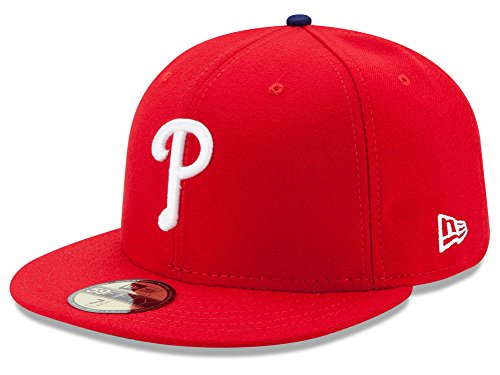 New Era Philadelphia Phillies AC Performance Game 59fifty Fitted Cap (Hats Philly)