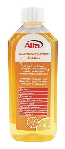 Zitrus-reiniger (Orangenreiniger 500 ml konzentrierter Reiniger mit natürlichen Zitrus- und Orangenölen)