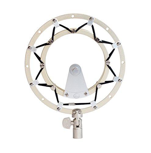 Blue Microphones Radius II Mount (Suitable for Yeti/Yeti Pro Microphone) Silver/Black