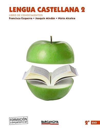 Lengua castellana 2º ESO. Libro de conocimientos (Materials Educatius - Eso - Lengua Castellana) - 9788448939786 (Arrels)