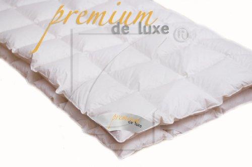 Premium de luxe 975.97.002 Mattress Topper, 140 x 200 cm, 6 x 8 Karos, 1.500 gr.