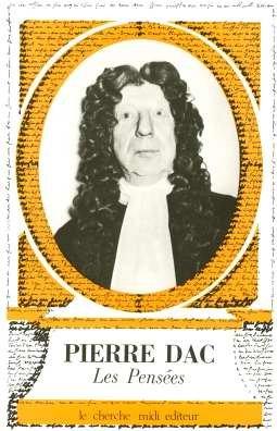 PENSEES DE PIERRE DAC