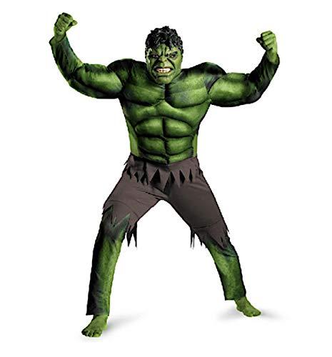 Versusmoda simile hulk cosplay costume carnevale travestimento bambino cosplay hulk01 (l)