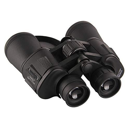 CHUSHENG Hochleistungsfernglas 20x50, Nachtsicht mit wenig Licht, Infrarot-Handheld wasserdichtes Teleskop Erwachsene Kinder Outdoor Vogelbeobachtung