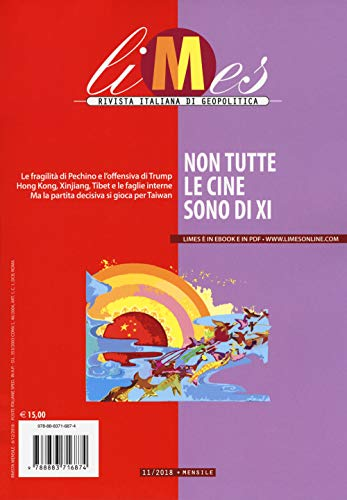 Limes. Rivista italiana di geopolitica (2018): 11