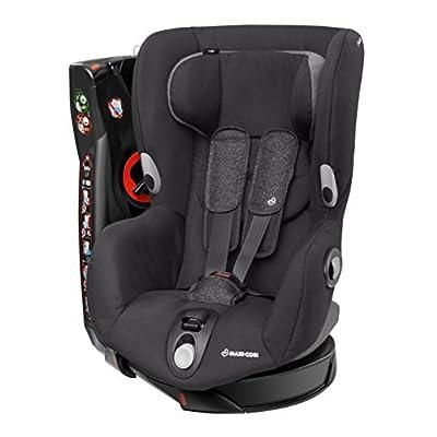 1 asiento de auto Maxi-Cosi Axiss Grupo, color negro Raven Triangle Black