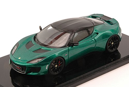 lotus-evora-400-2016-metallic-green-143-spark-model-auto-stradali-modello-modellino-die-cast